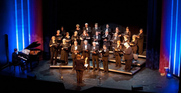 Roane Choral Society in concert